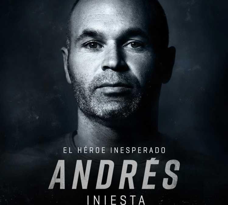 Iniesta presenta su documental «El héroe inesperado».