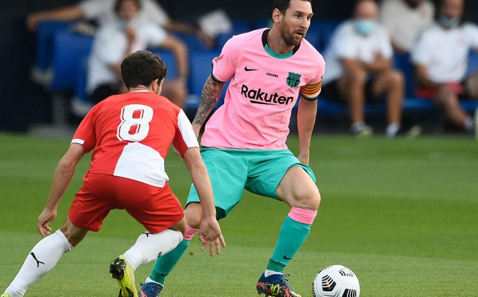 La novela de Messi y el Barça con raíces en el patrocinio
