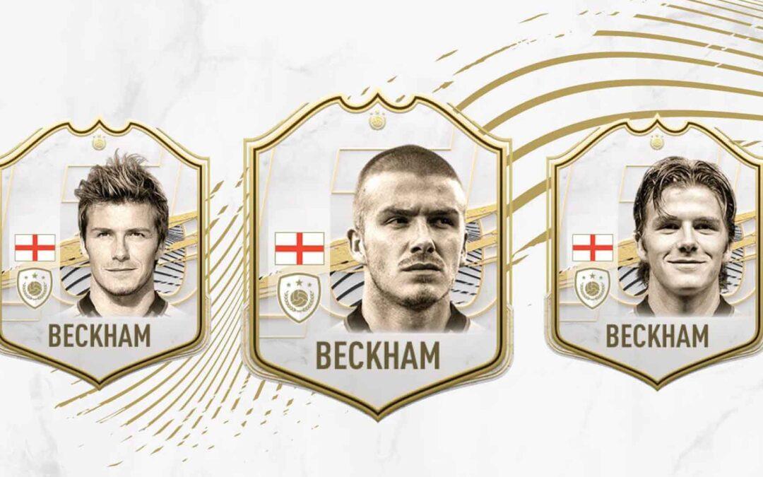 David Beckham, ícono no sólo en videojuegos