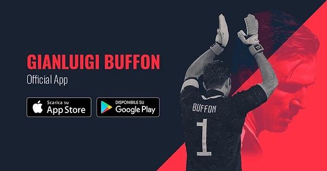 Aplicación oficial Buffon # 1 lanza.