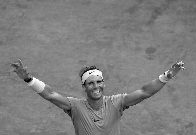 Rafael Nadal muestra su Marca Personal