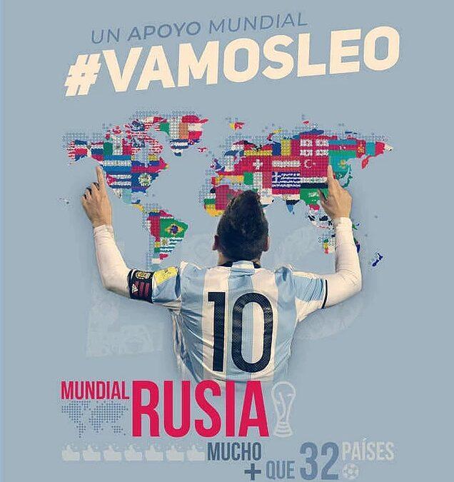 Messi premiará a sus fans
