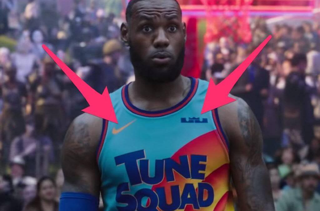 """""""Space Jam: A New Legacy"""" muestra a estrellas de la NBA y la WNBA enfrentando a LeBron James"""